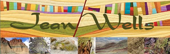 Contact Information for Jean Wells - Quilt Artist, Author ... : quilt shop sisters oregon - Adamdwight.com