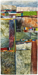 of the earth 7 art quilt by jean wells