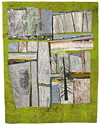 rejuvenation art quilt by jean wells